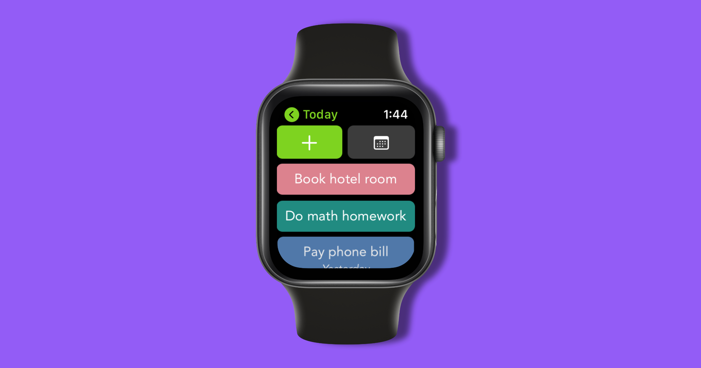 'Smart Task' Adds Support for Apple Watch, Apple Pencil, VoiceOver, and More
