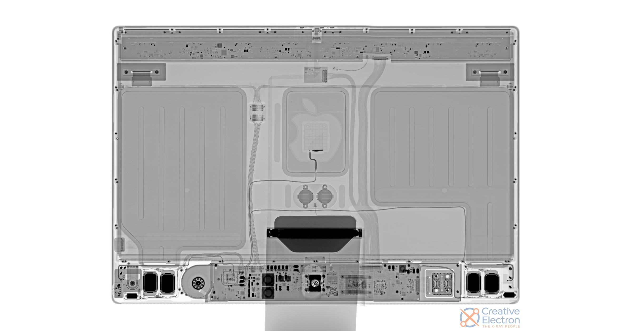 iFixit Posts Teardown of the 2021 iMac 24-inch - The Mac ...
