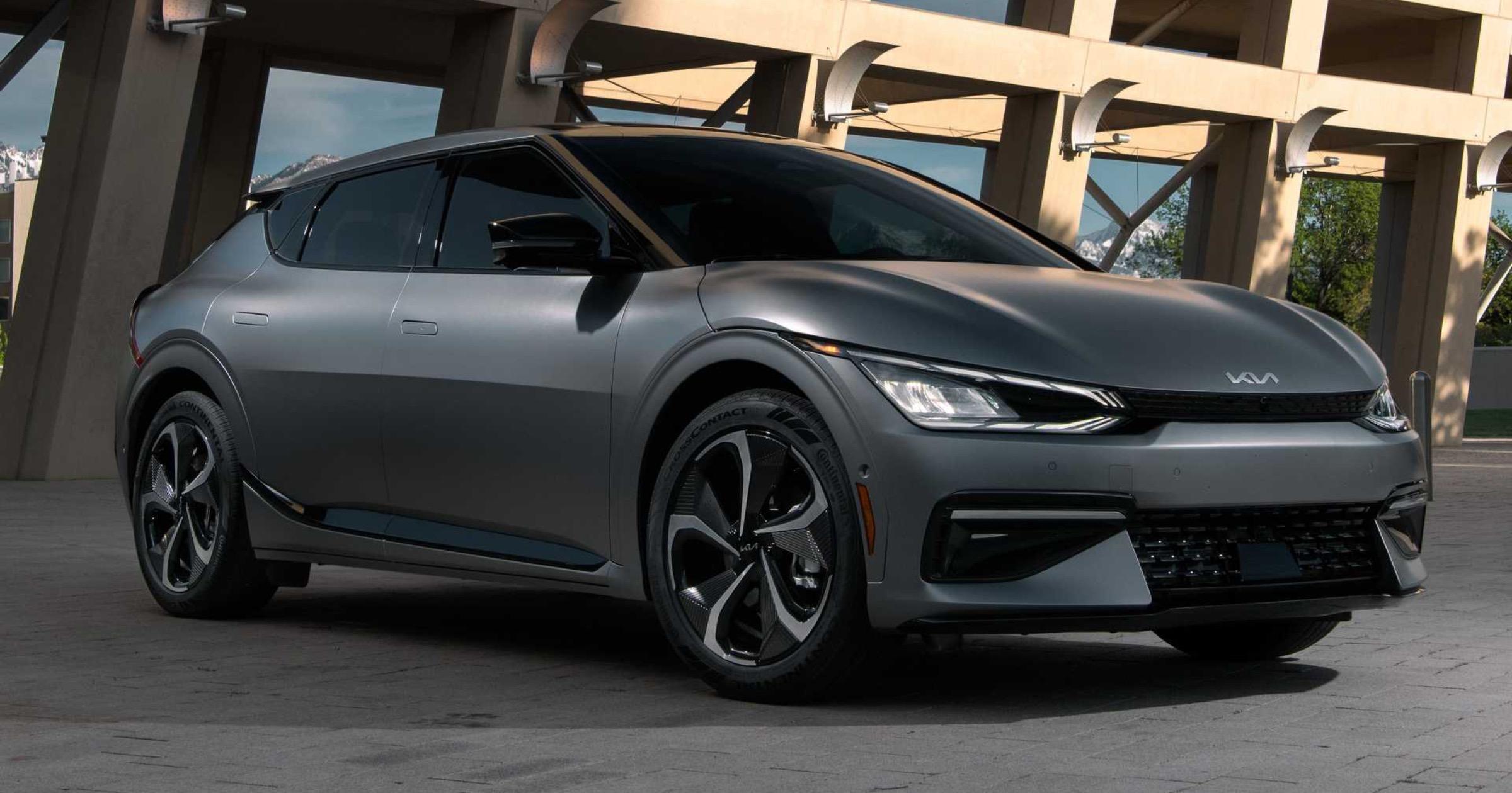 2022 Kia EV6 First Edition