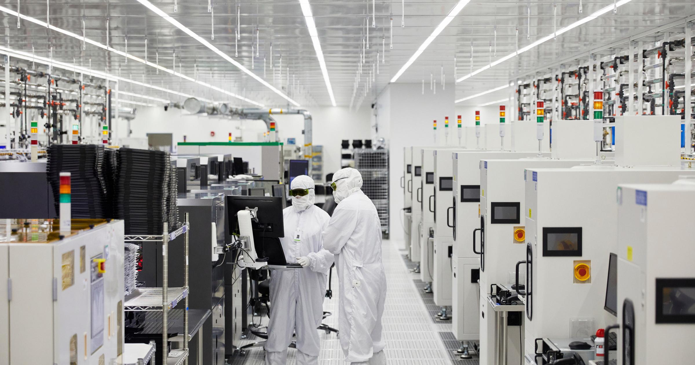 Apple Advanced Manufacturing Fund II-VI