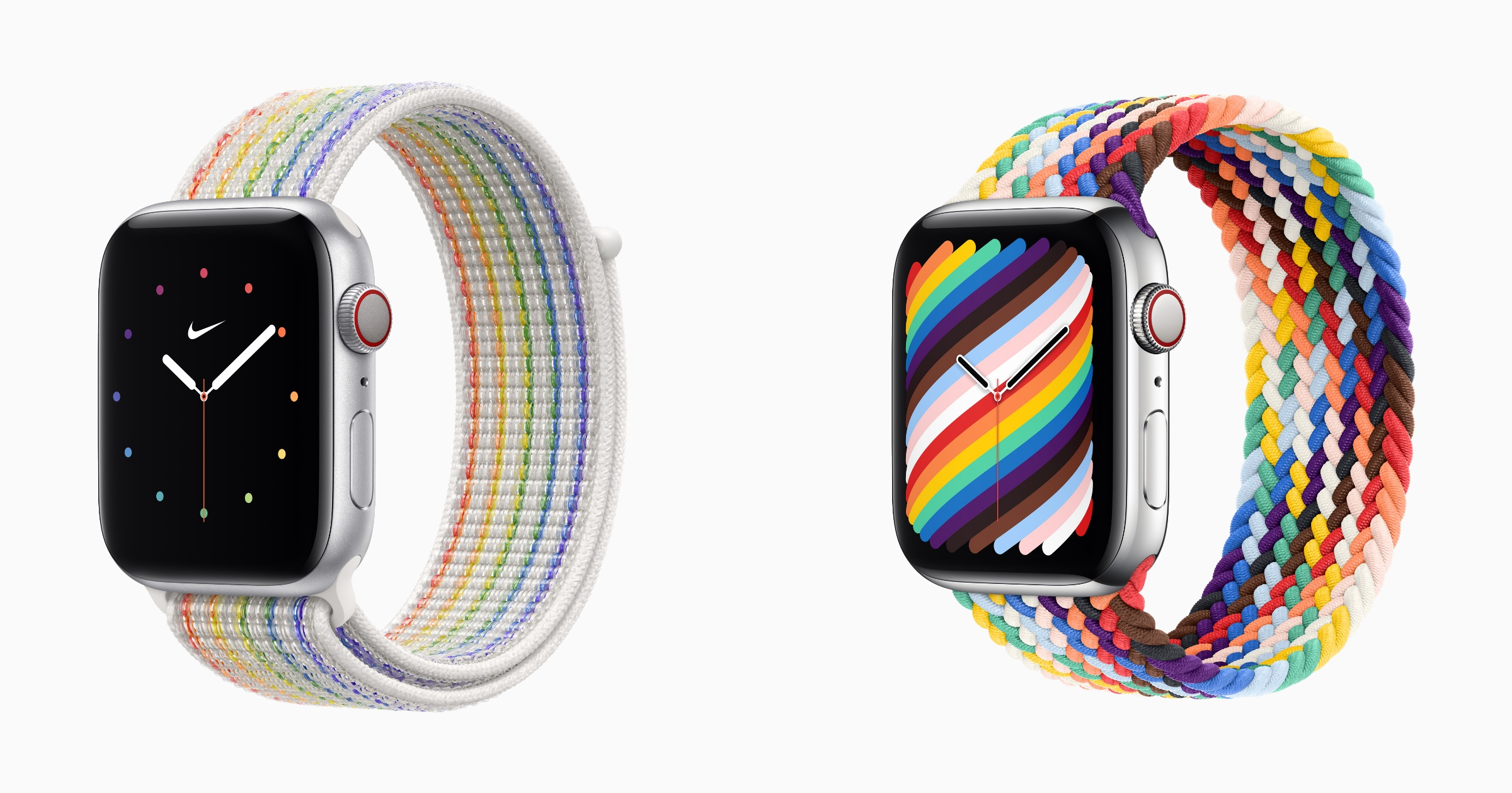 Apple Watch Pride Band 2021
