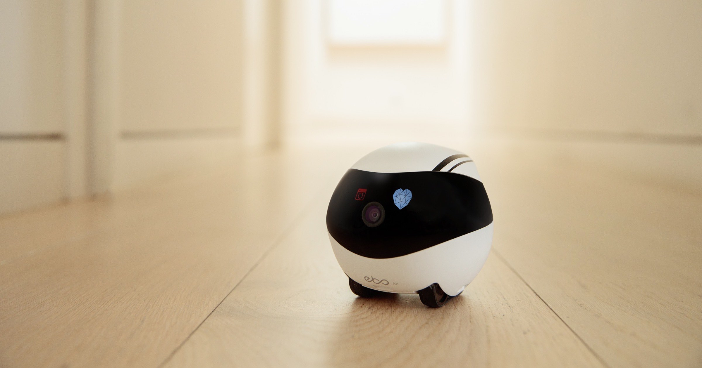EBO is a Friendly Remote Robot for Families
