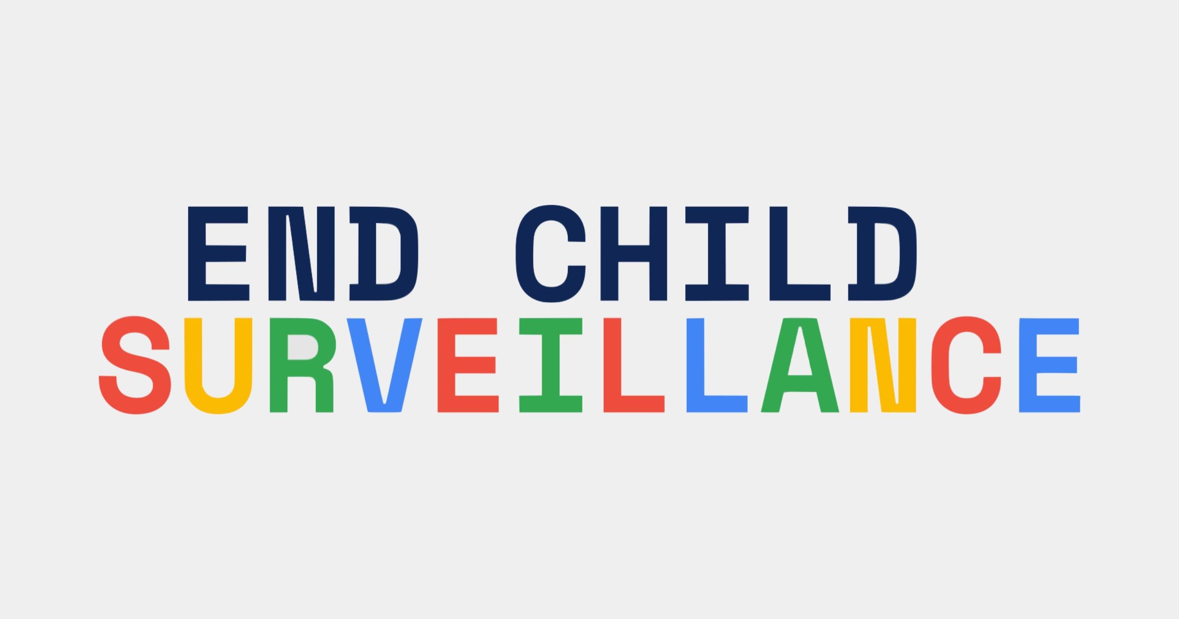 Livestream Recording: Ending Child Surveillance