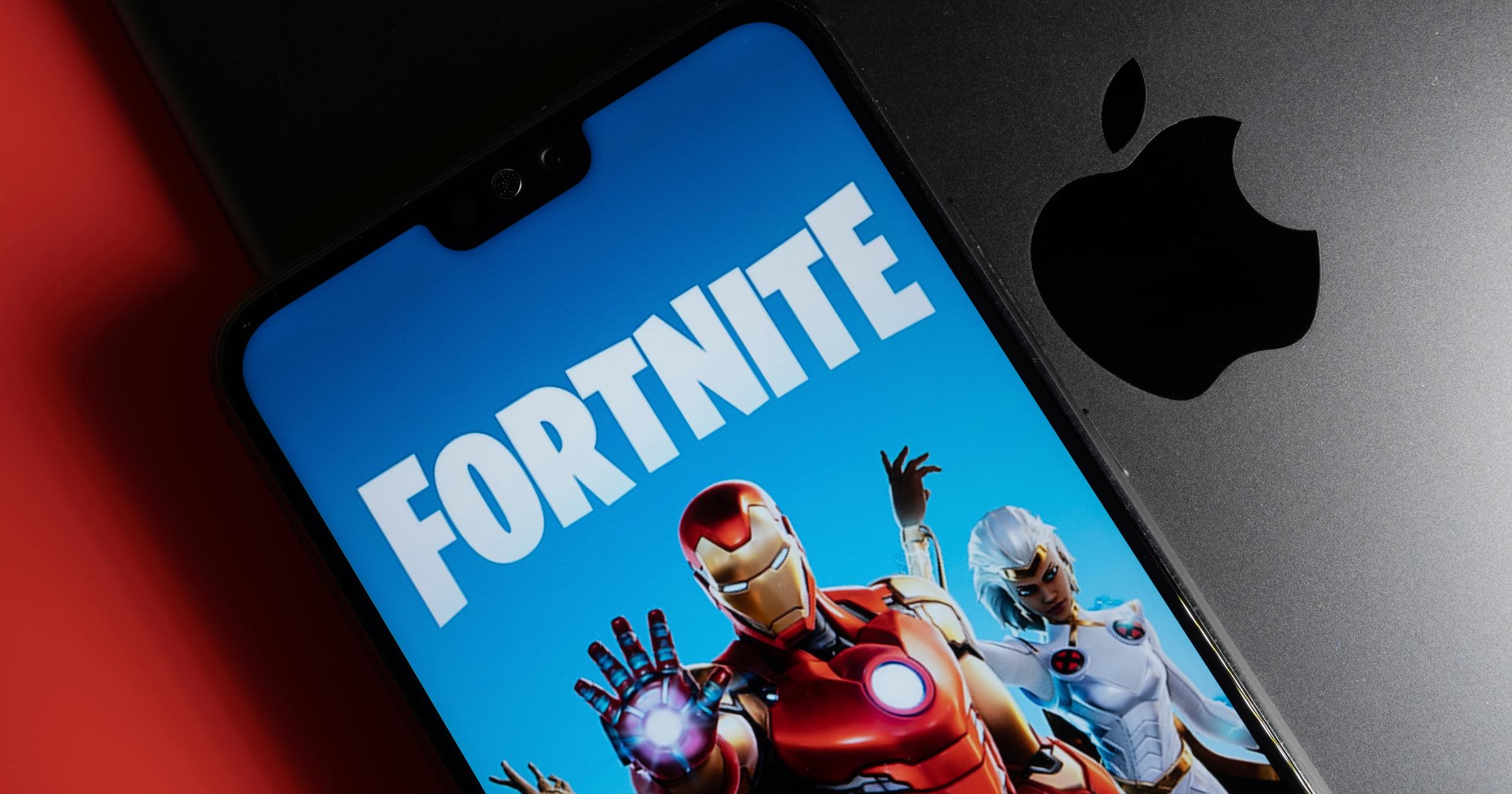 Fortnite Epic Apple