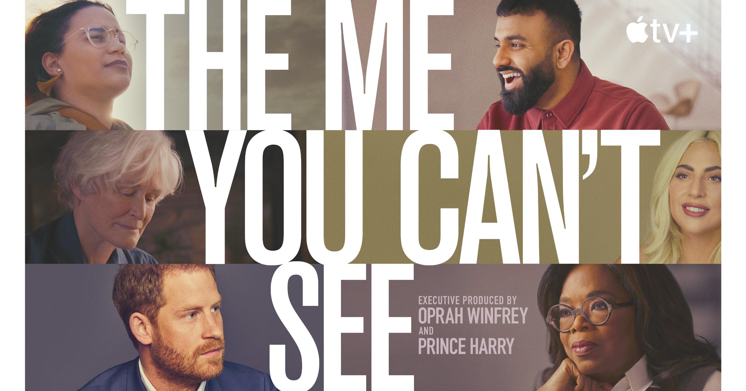 Prince Harry Oprah Apple TV+