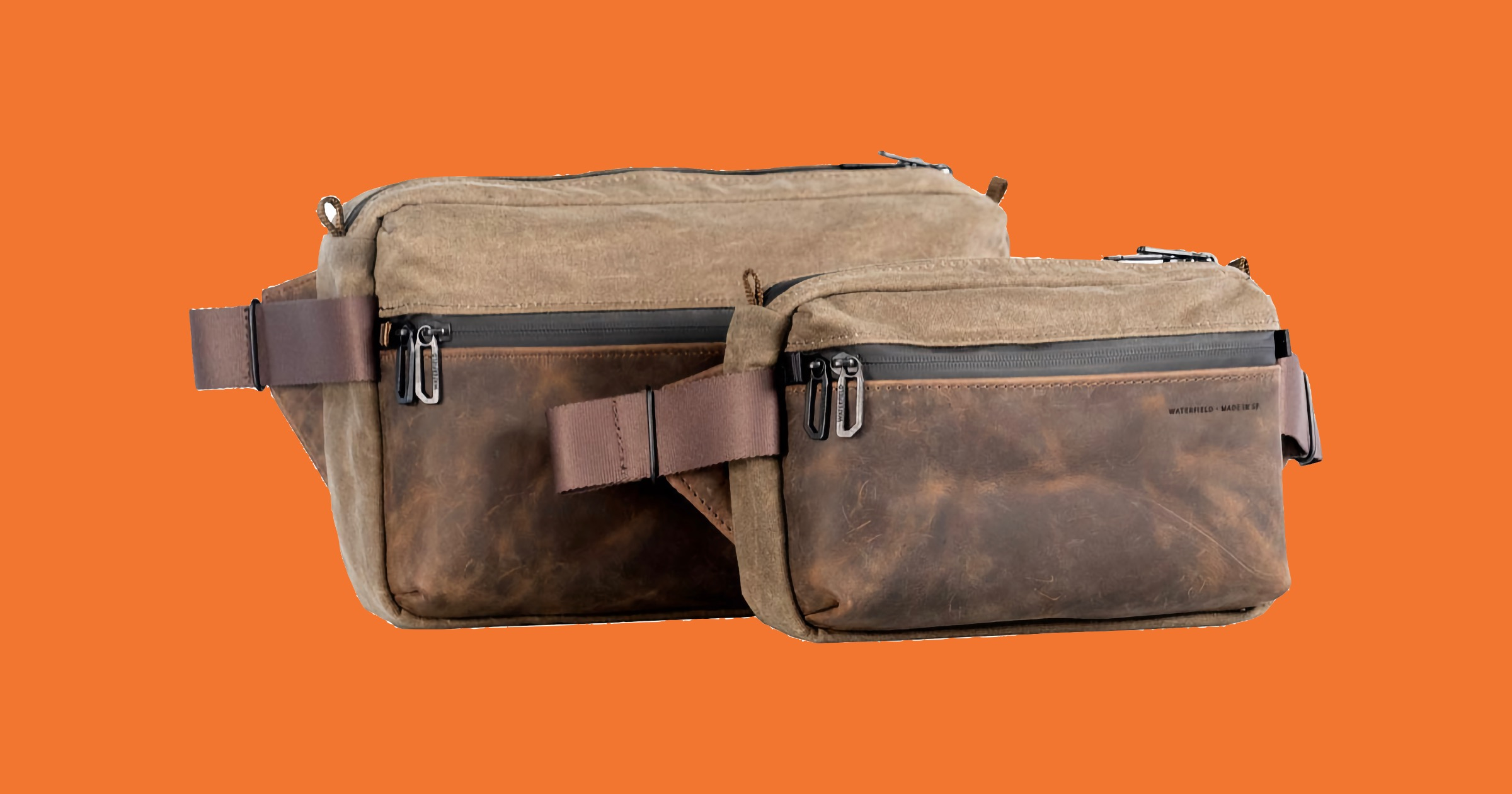 WaterField iPad hip bag