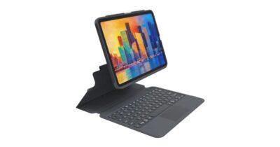 Zagg iPad keyboard case
