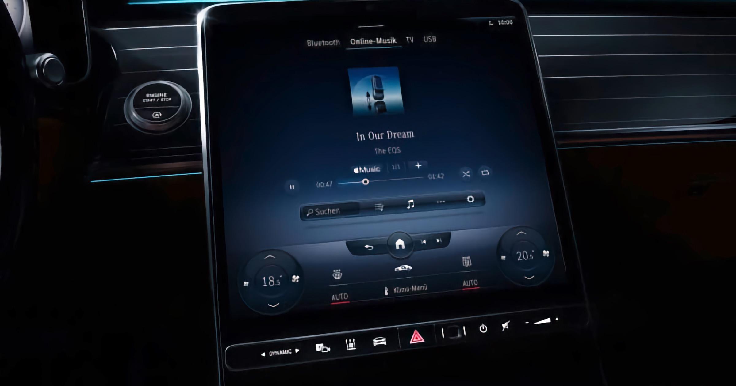 Mercedes-Benz Apple Music