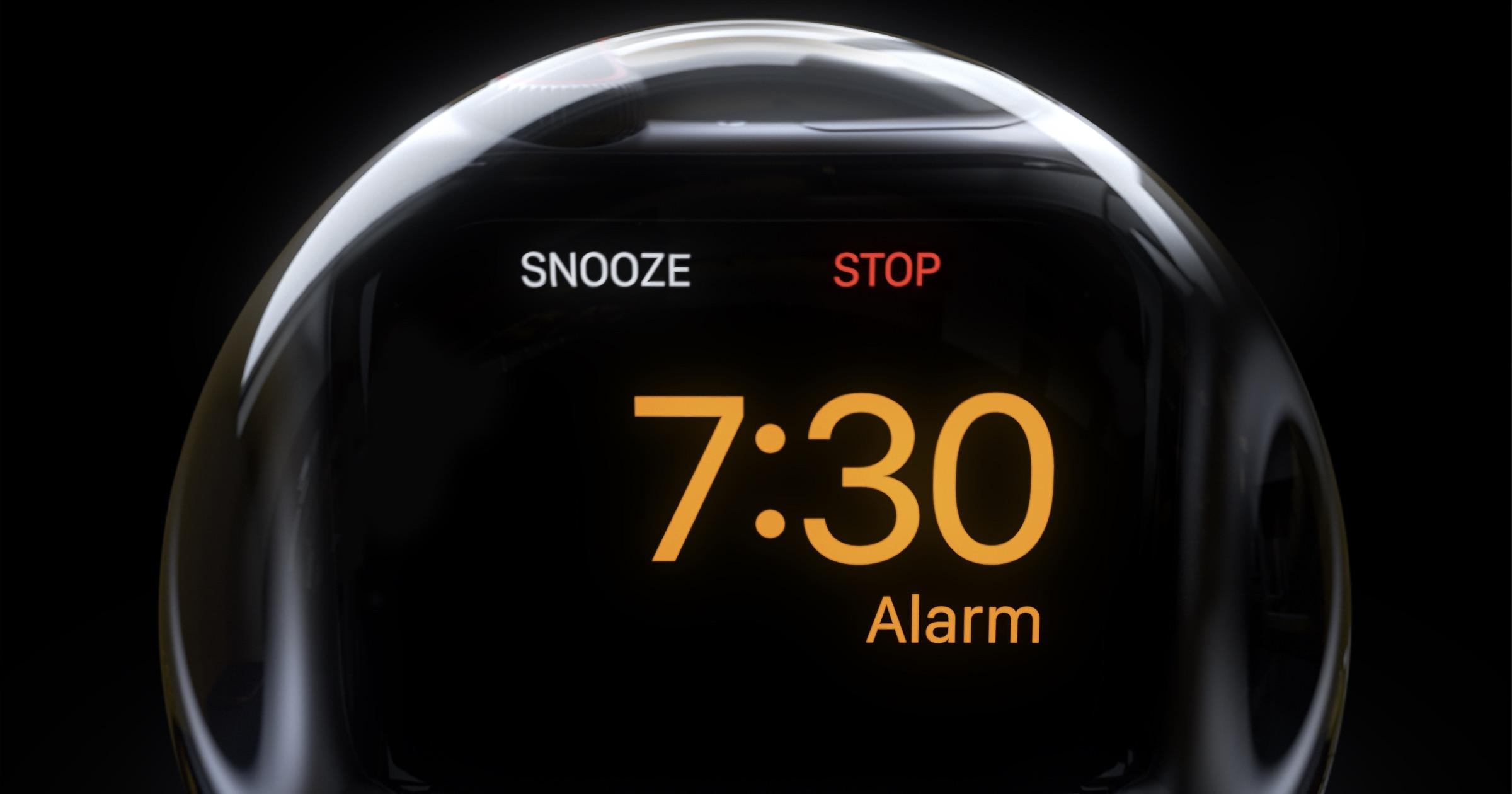 NightWatch Dock Magnifies Your Apple Watch Screen