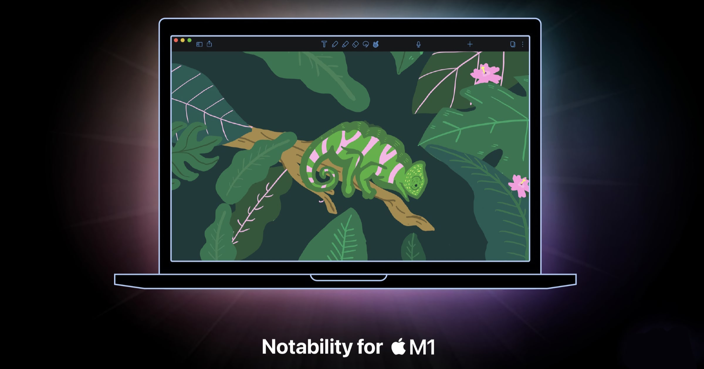 Notability Note-Taking App Now Optimized for M1 Mac