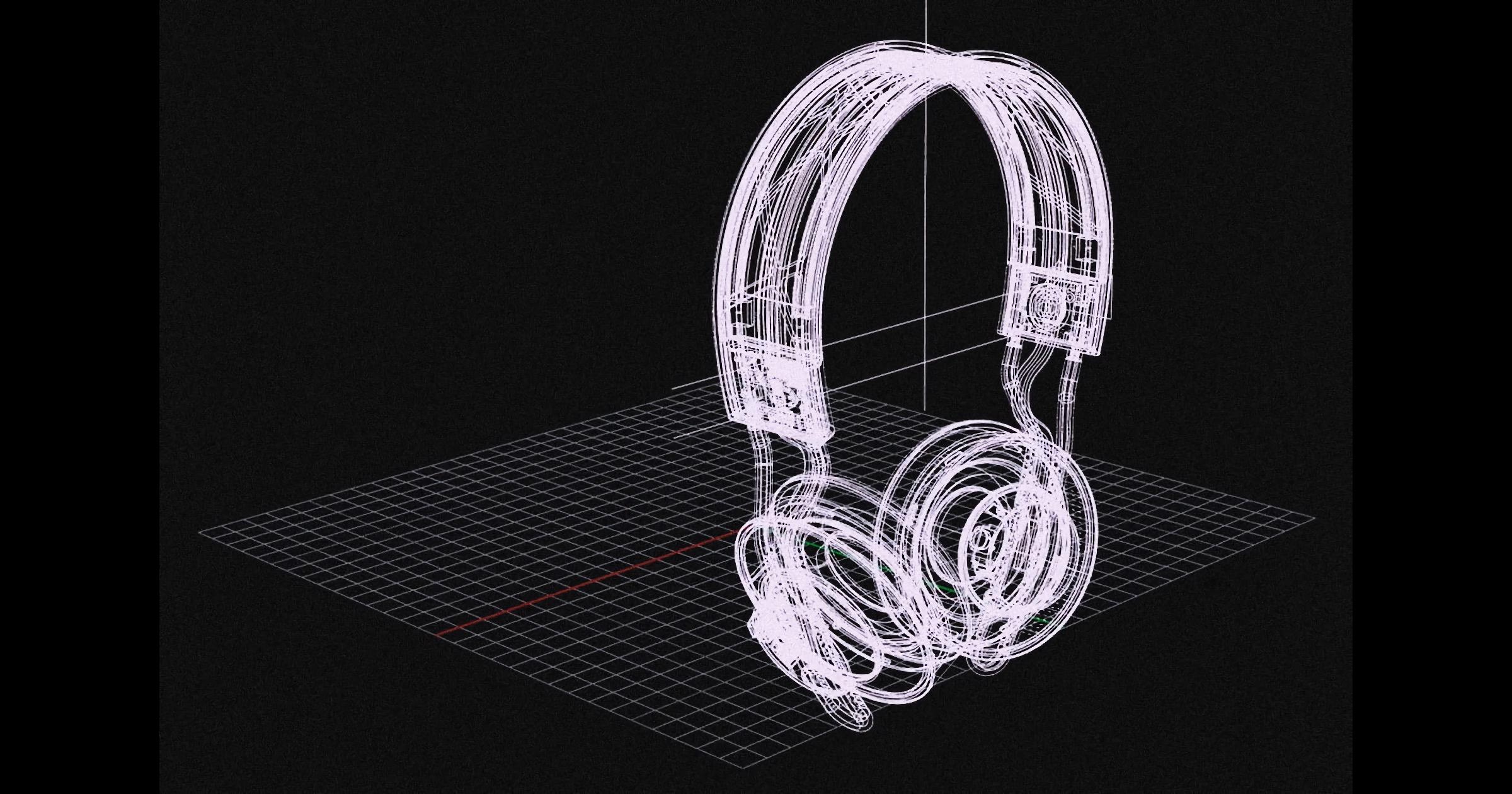 Adidas solar powered headphones concept image