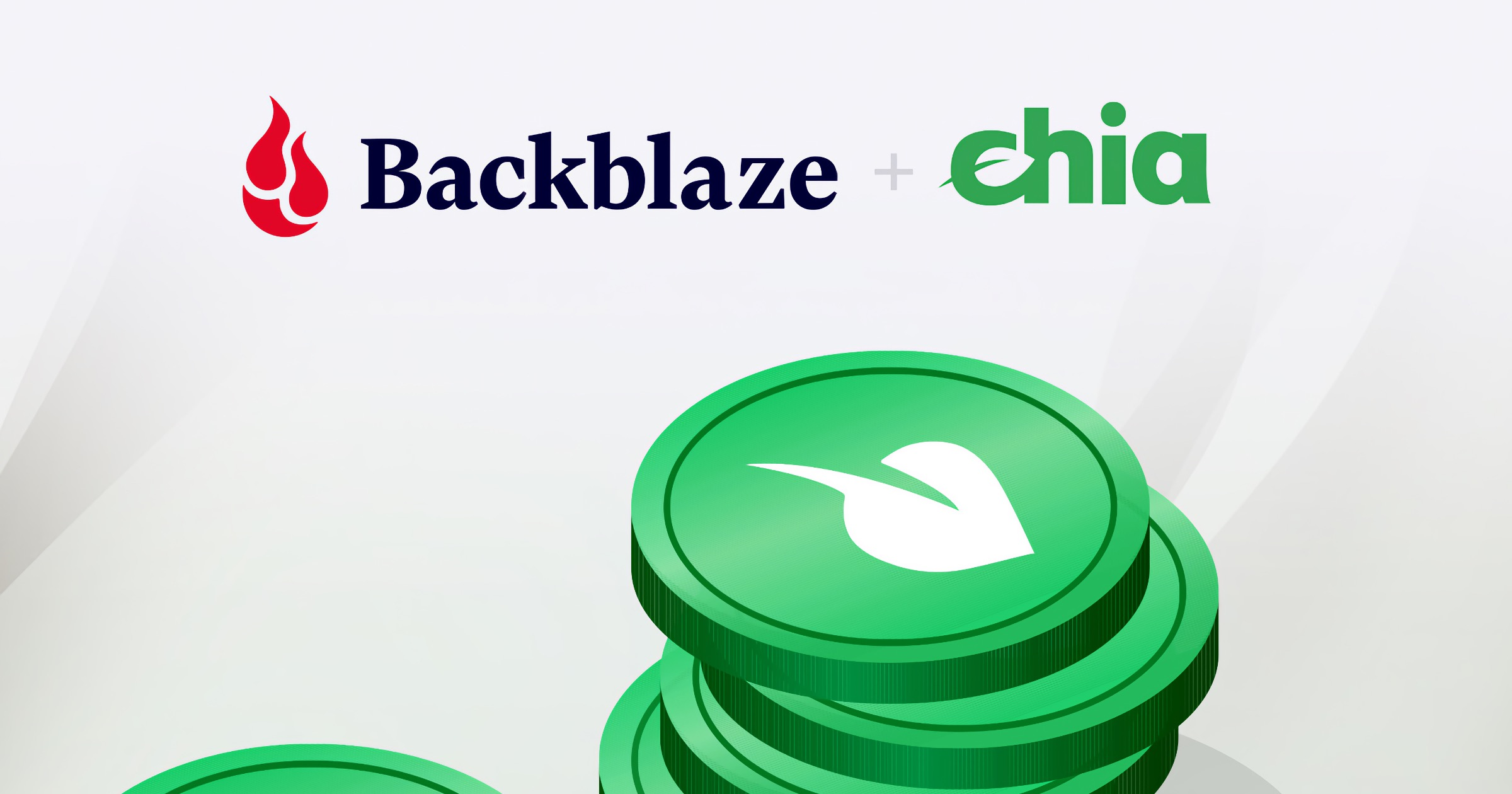 Backblaze chia farming