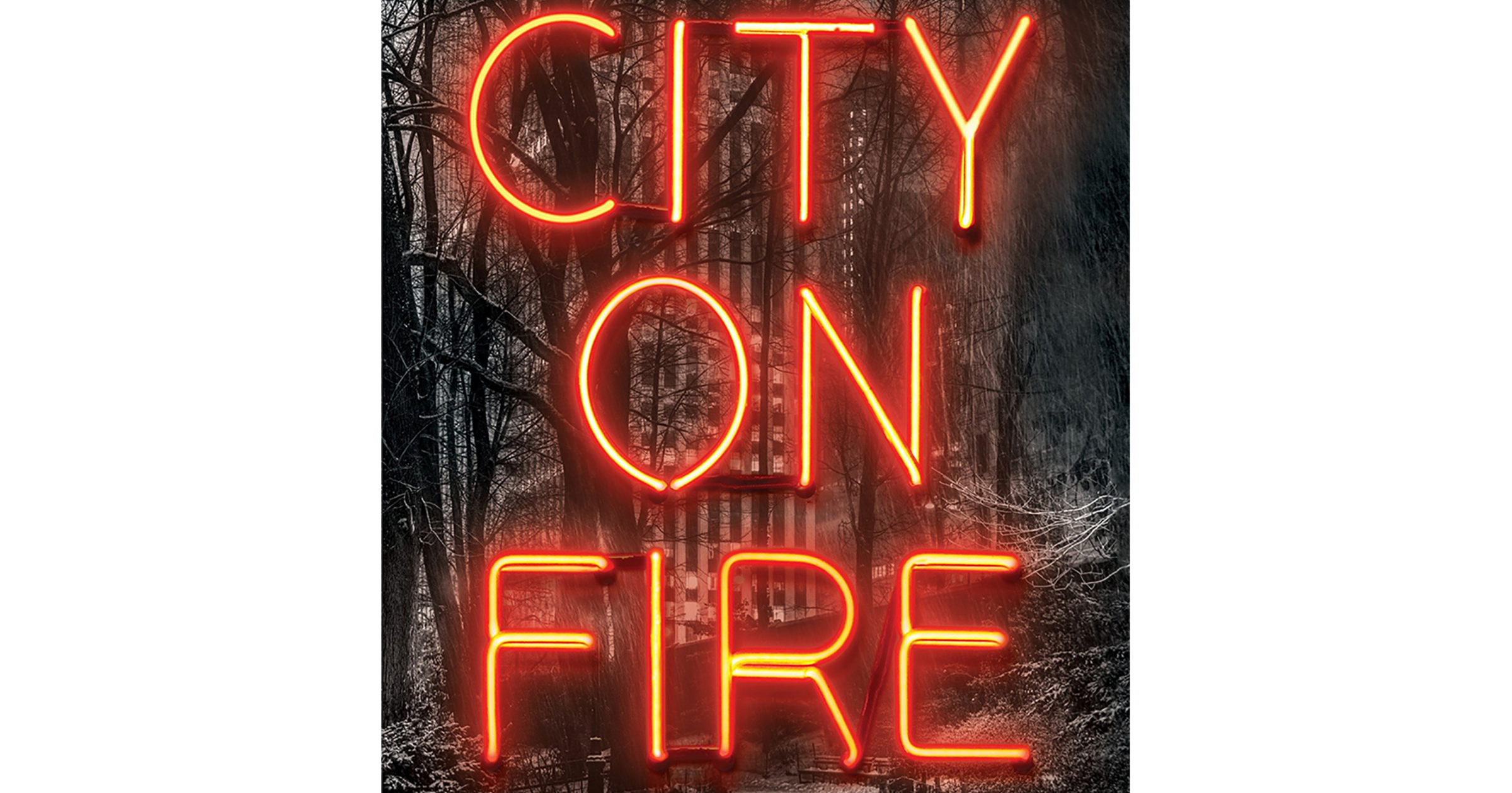 City on Fire coming to Apple TV+