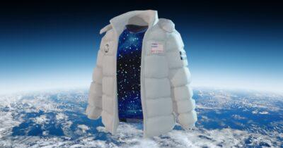 Decentraland Apollo 11-52 space wearables
