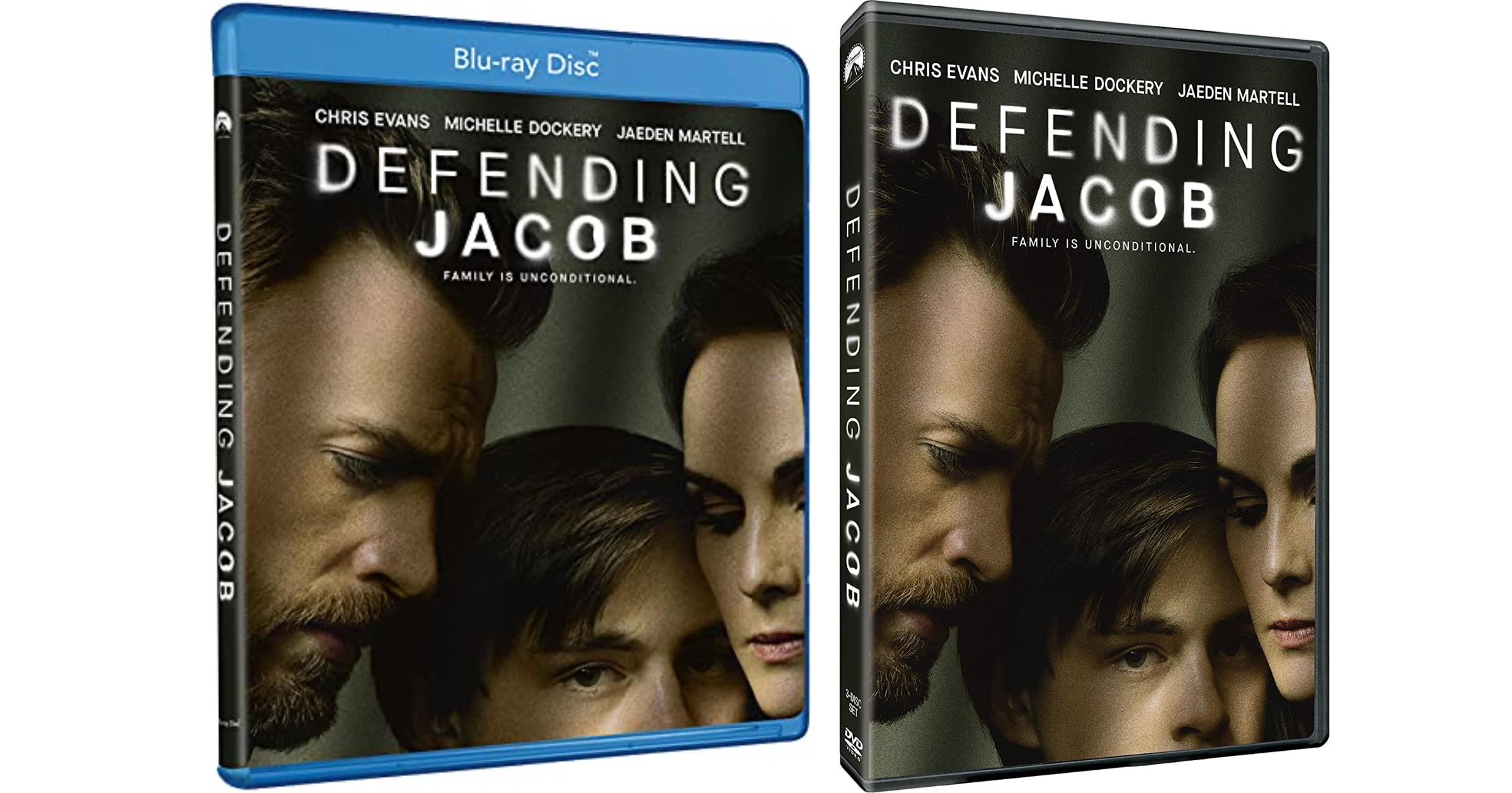 Defending Jacob Blu-ray DVD