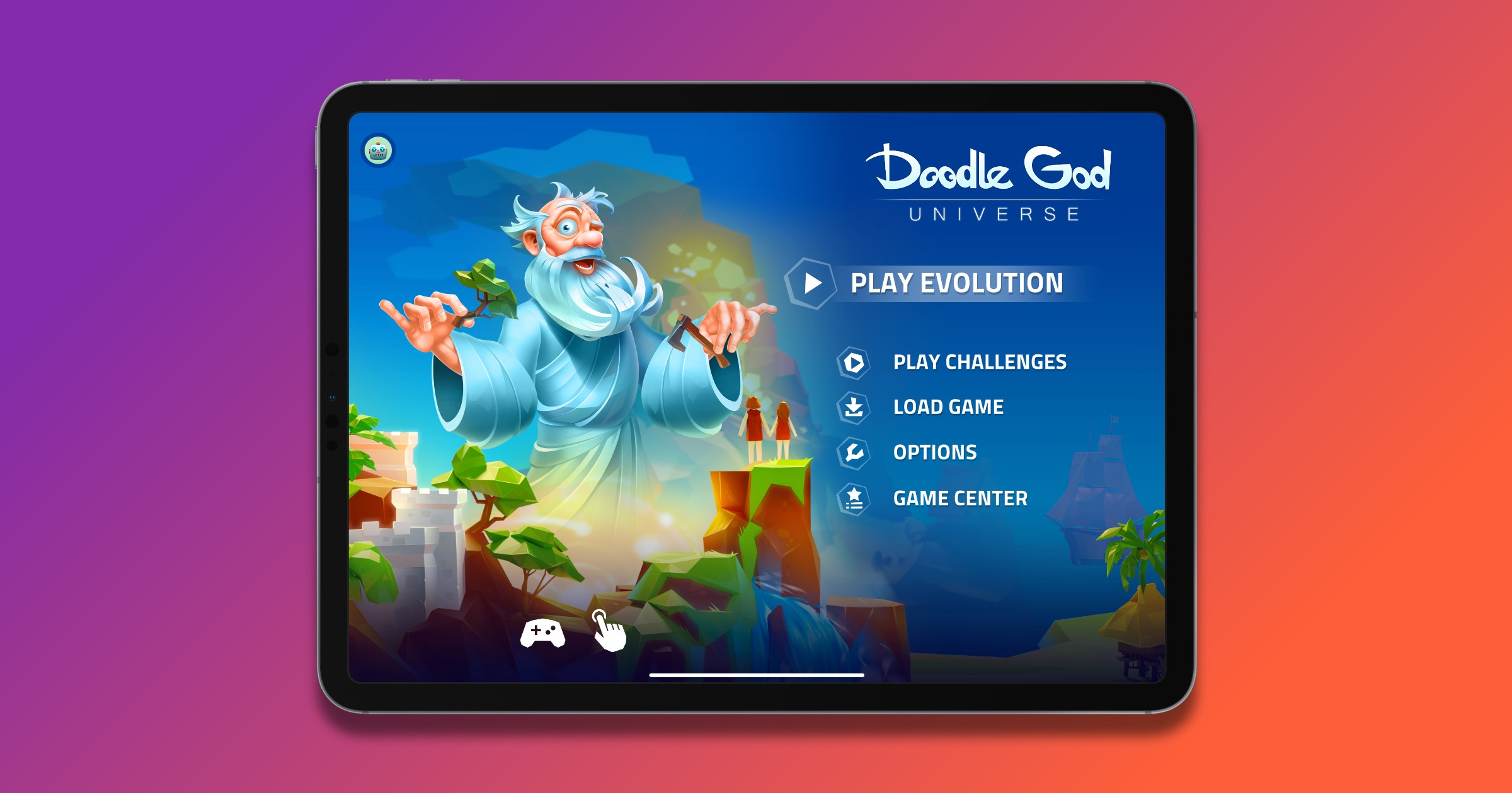 'Doodle God Universe' is Out on Apple Arcade