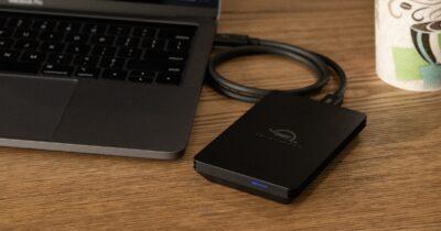Envoy Pro SX Thunderbolt Bus-Powered Portable SSD
