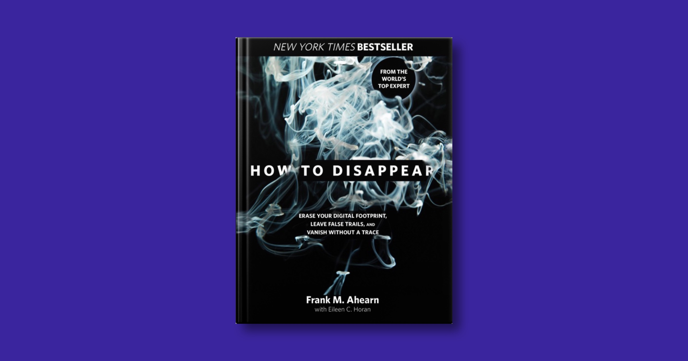 Apple Book Sale: 'How to Disappear' is Only a Dollar