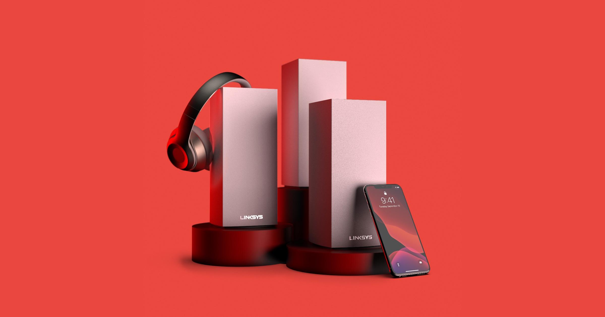Linksys Wi-Fi 6 Velop AX42000