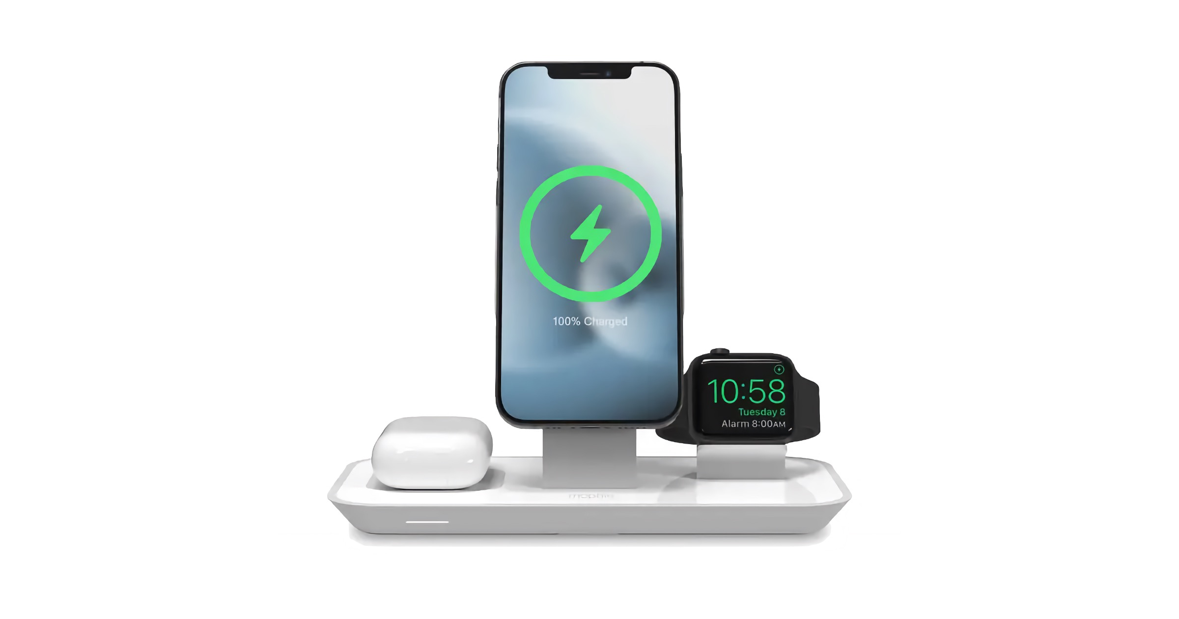 Mophie 3-in-1 charging stand