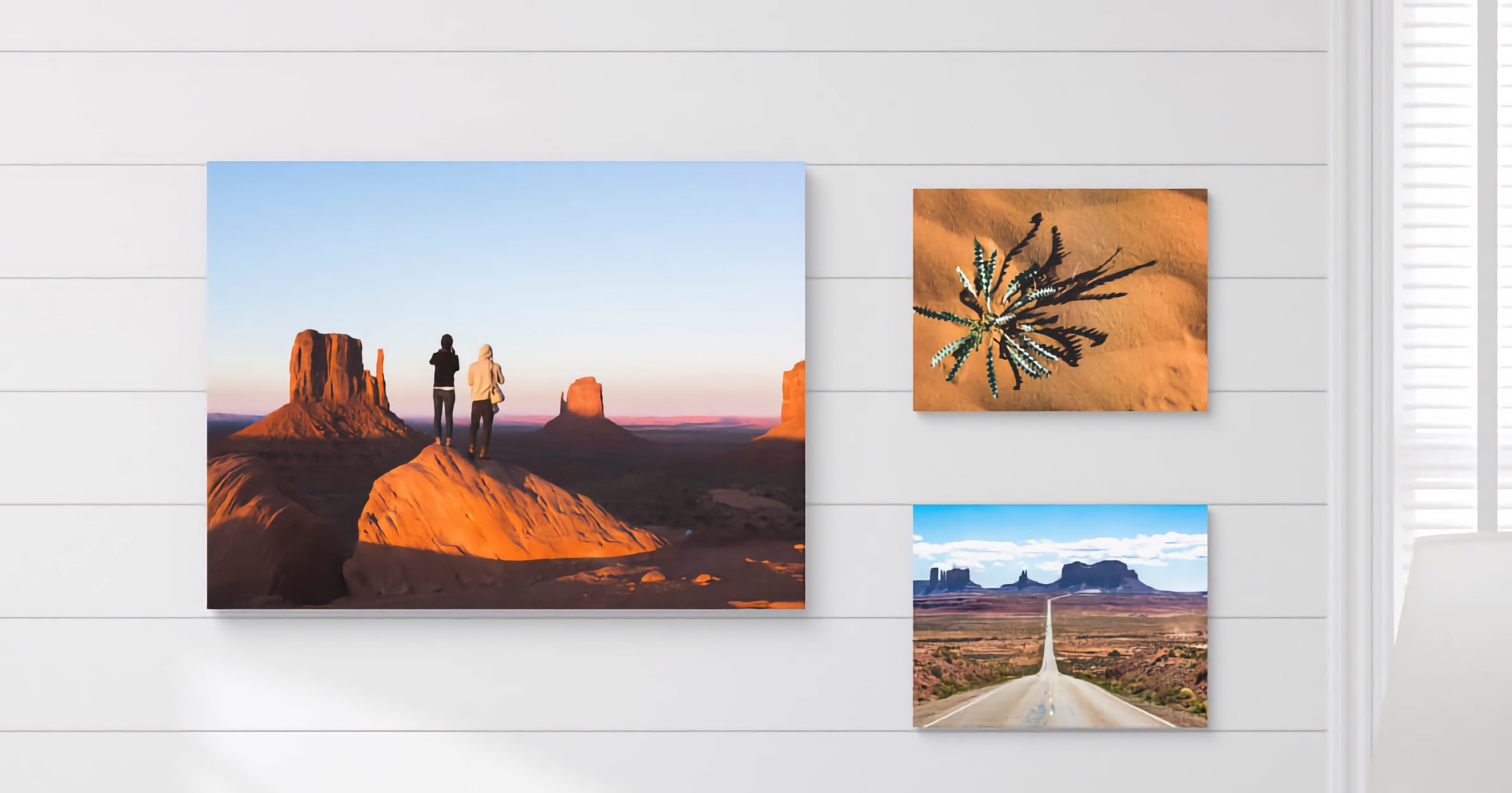 Photo Project App 'Motif' Introduces Canvas Prints for Apple Users
