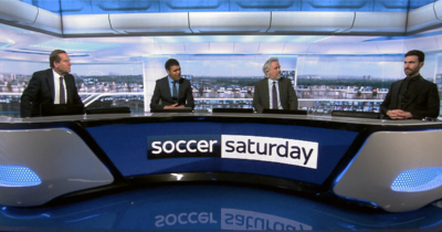 Roy on Soccer Saturday in Ted Lasso Season Two Episode Two