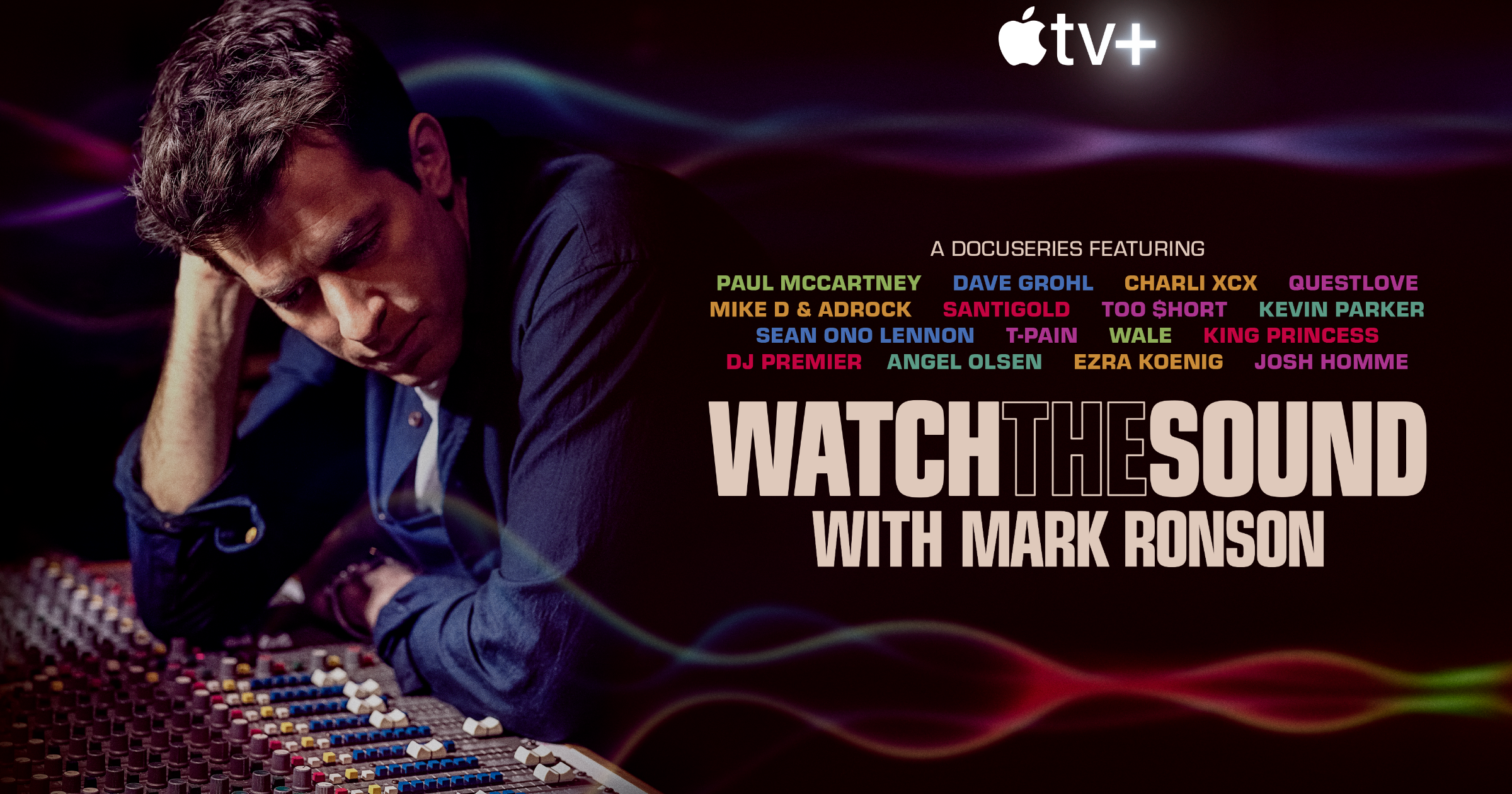 Watch the Sound with Mark Ronson Apple TV+