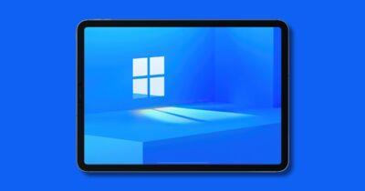 Windows 365 on iPad