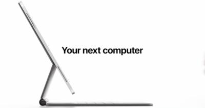 iPad Pro Your Next Computer