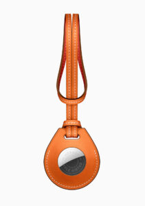 Would you buy this Hermés leather AirTag holder for $299?