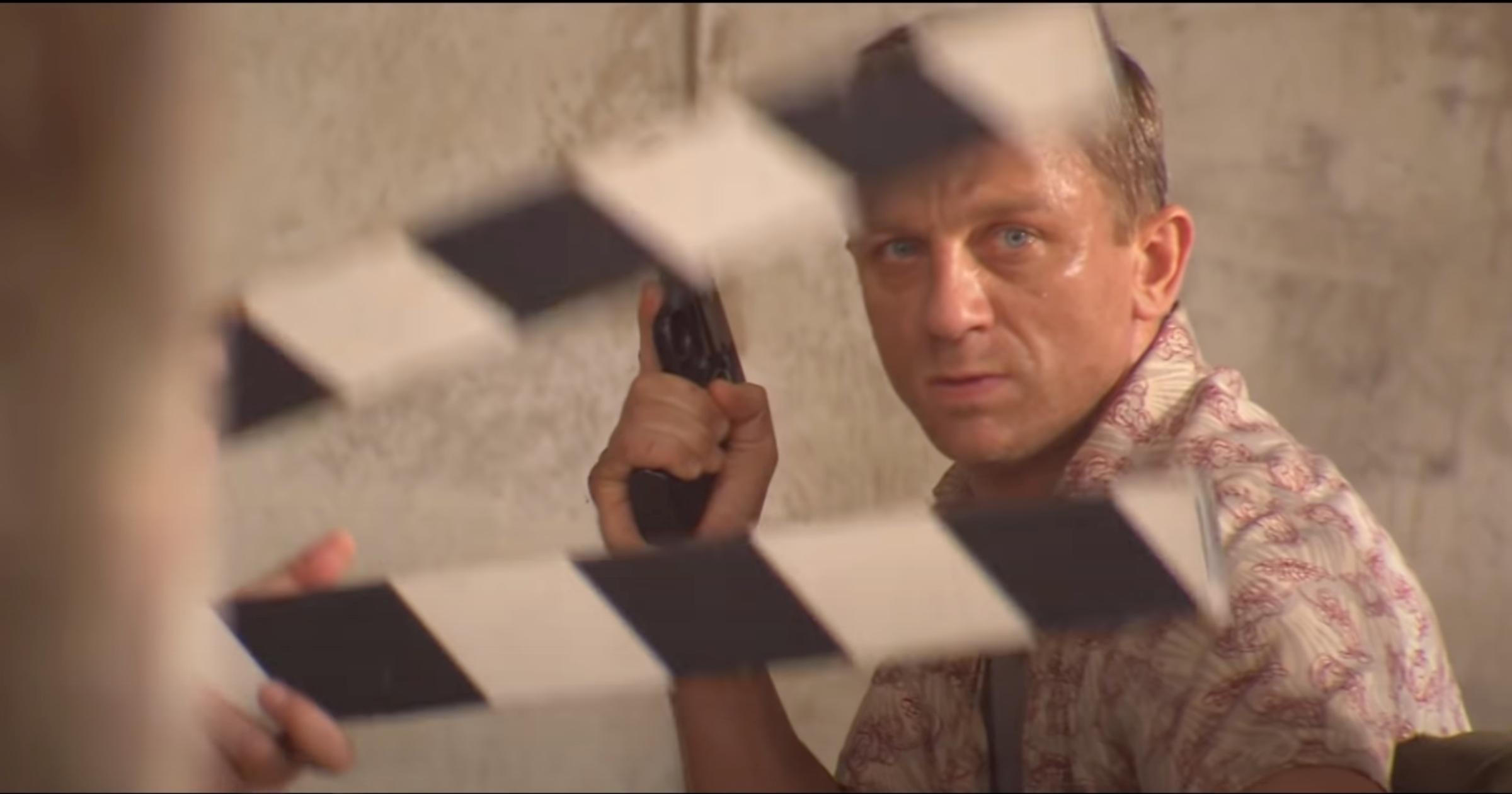 Daniel Craig 'Being James Bond'