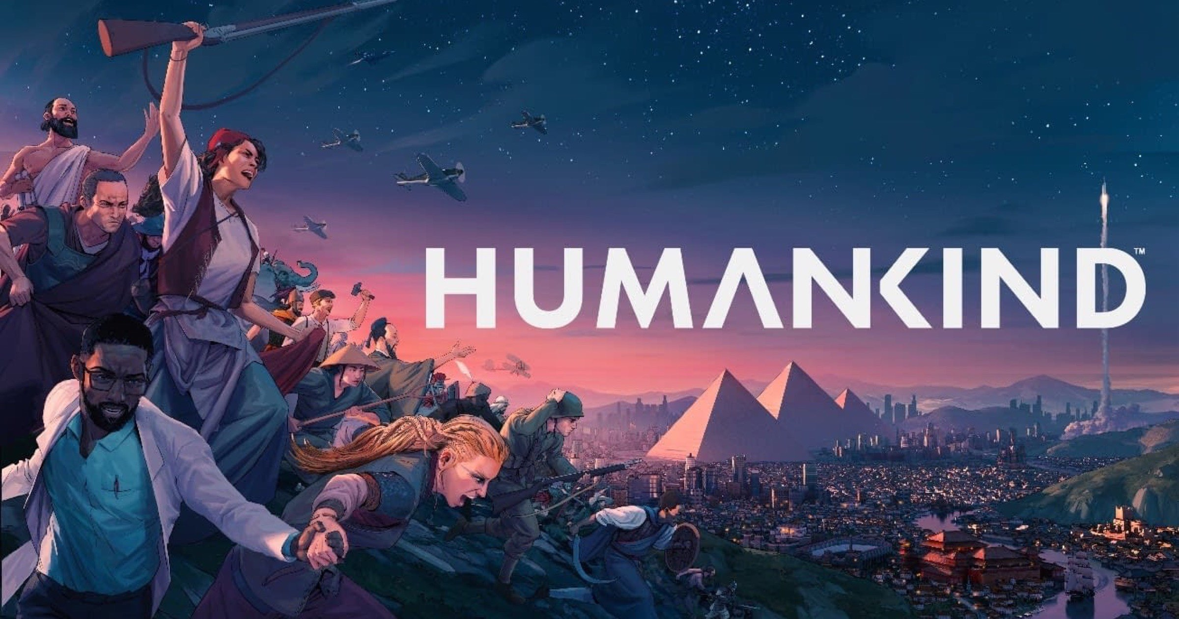 New Game 'Humankind' Offers a Civilization-Like Experience