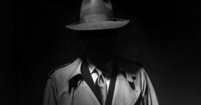 Man posing as spy