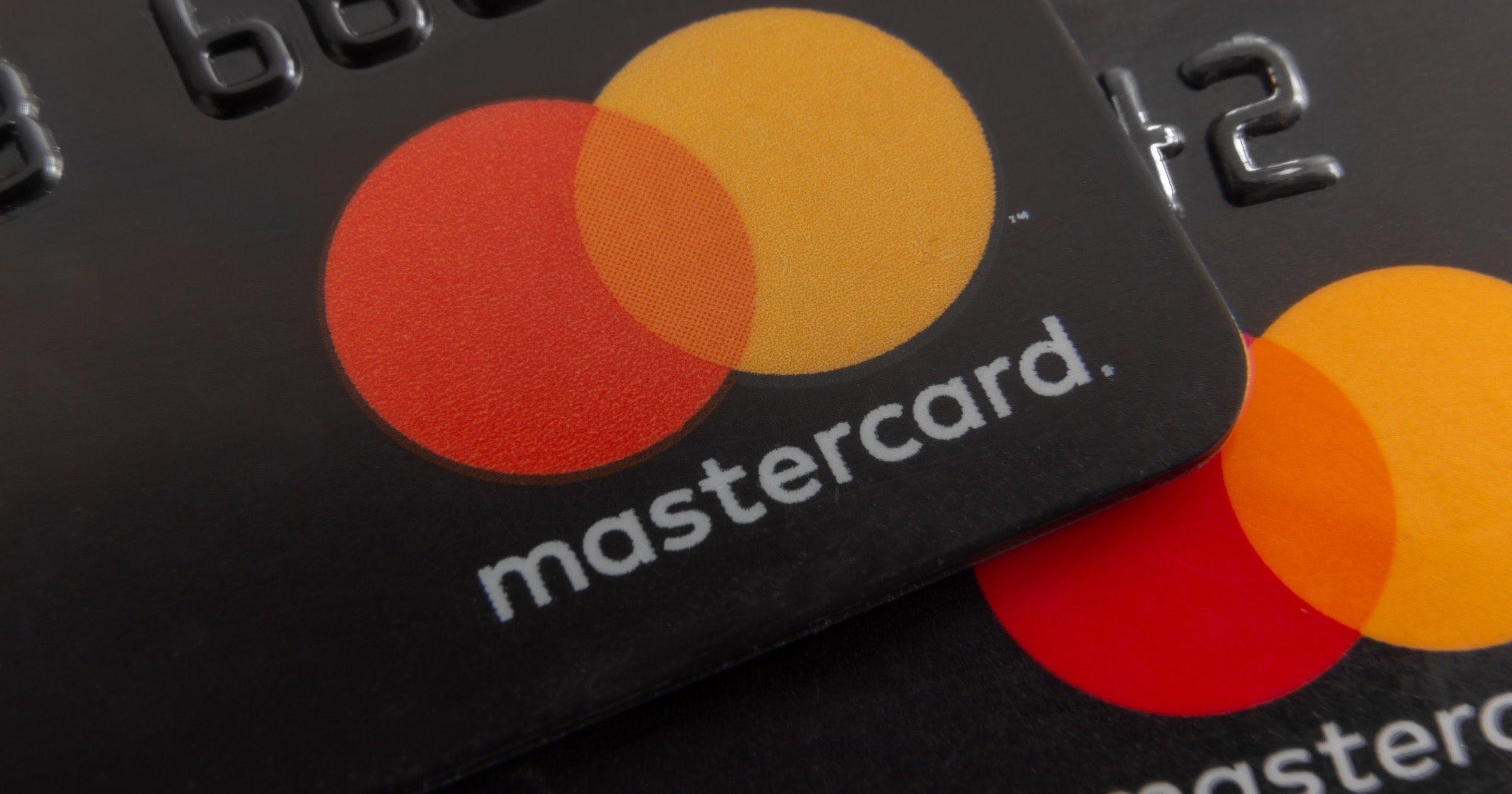 Image of a Mastercard Card