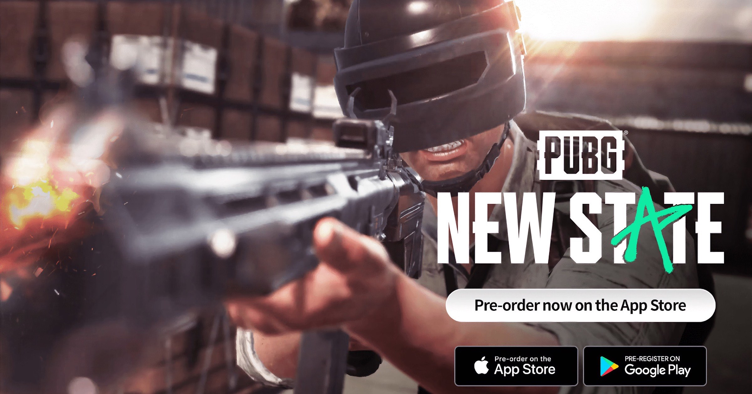 App Store Preorders Open for 'PUBG: NEW STATE' Game