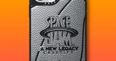 Space jam iPhone case