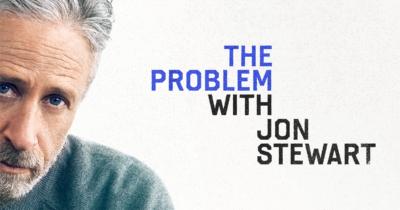 The Problem With Jon Stewart Apple TV+ key art