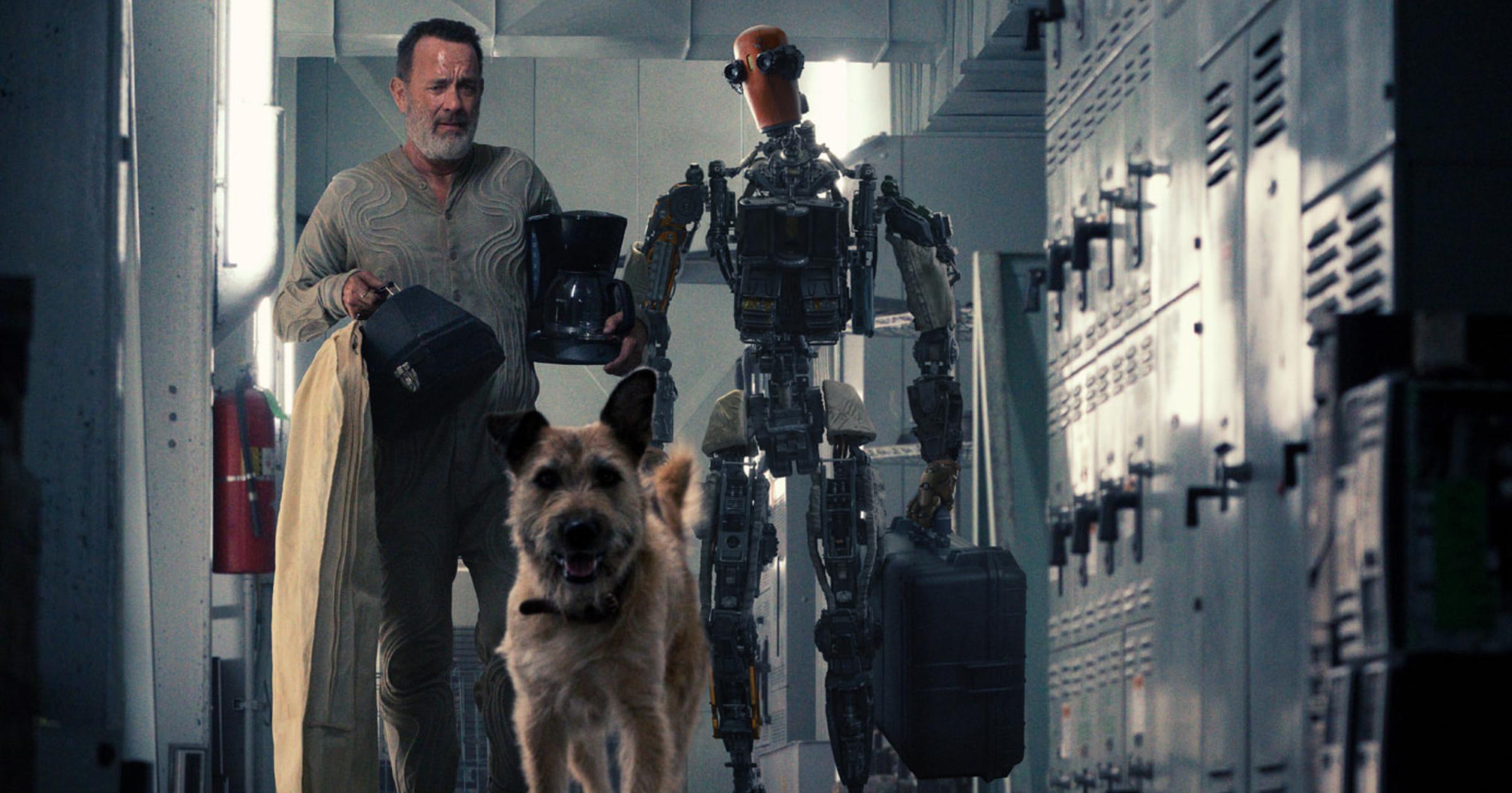Tom Hanks in Finch