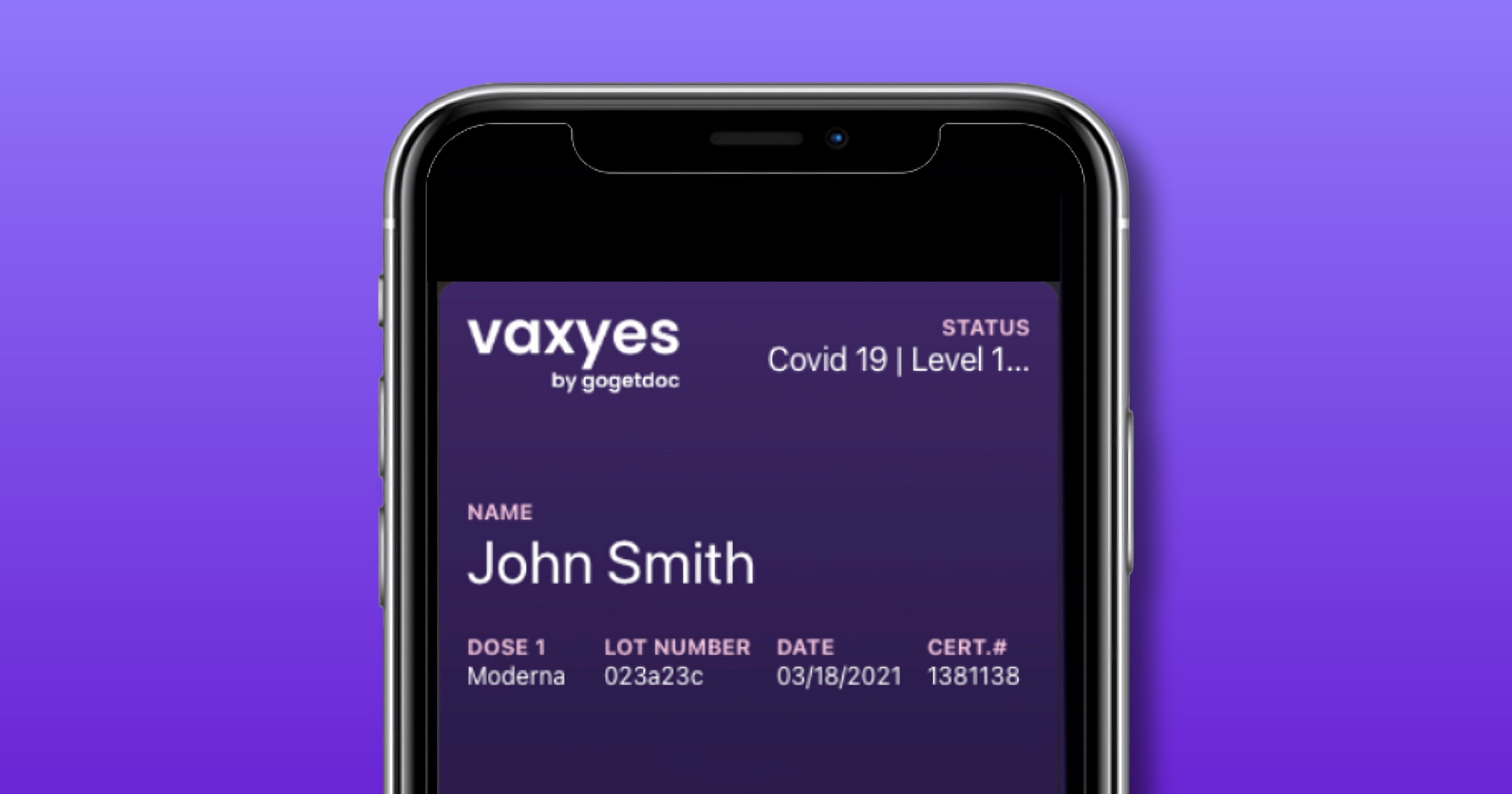 Add a Free COVID-19 Vaccine Passport to Apple Wallet Using VaxYes