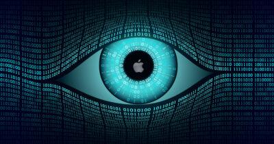 Apple's Spying Eye