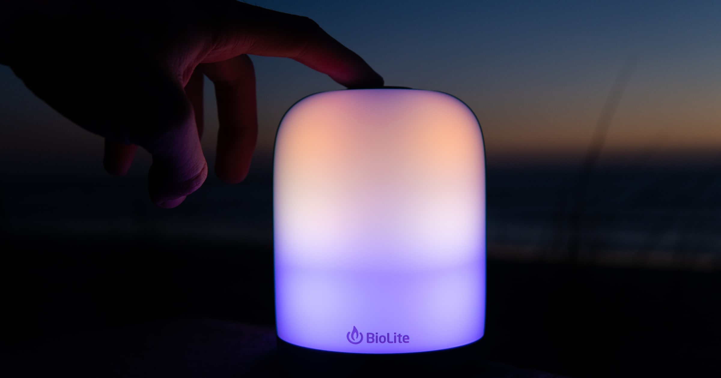 biolite alpenglow lantern
