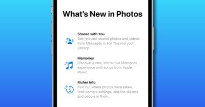 iOS 15 public beta 5