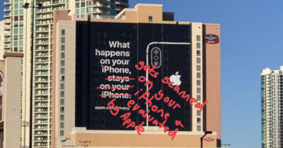 What happens on your iPhone gets scanned on your iPhone and evaluated by Apple