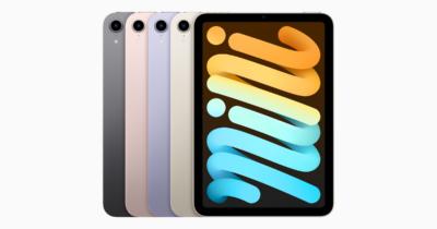 2021 iPad mini 6