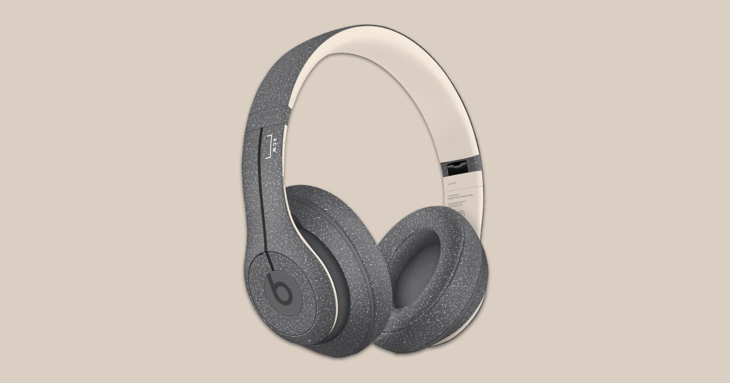 A-COLD-WALL Beats headphones
