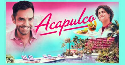 Acapulco Key Art Apple TV+