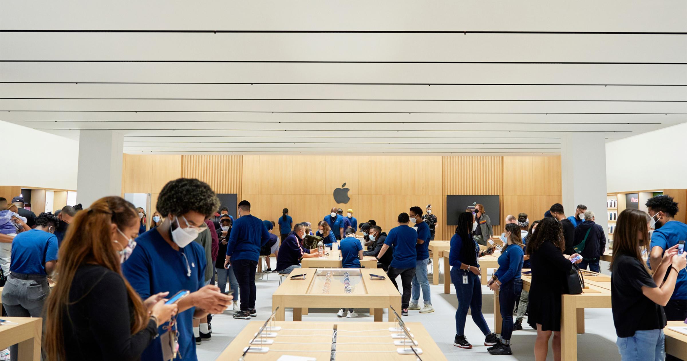 Apple Store The Bronx