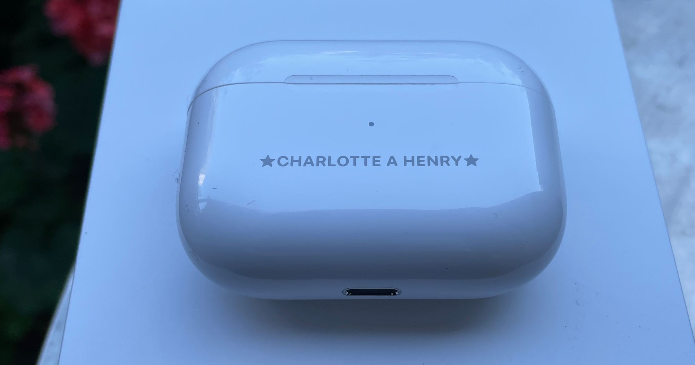 Charlotte AirPods Pro