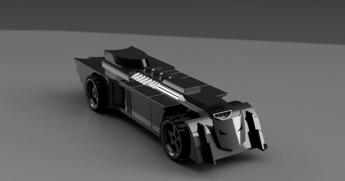The Future of STEM Is the Batmobile