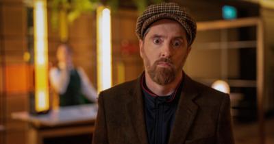 Brendan Hunt as Coach Beard in 'Ted Lasso'